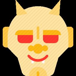 汉尼亚魔鬼面具
