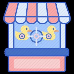 流动餐车图标