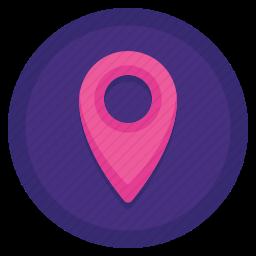 地图指针图标