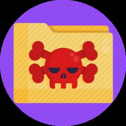 病毒文件夹