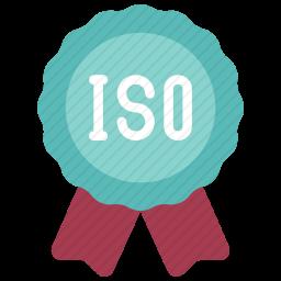 ISO徽章