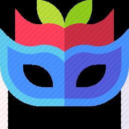 嘉年华面具