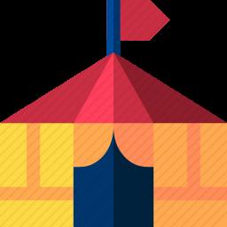 马戏团帐篷