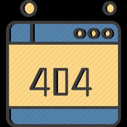 网页404