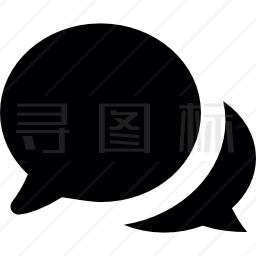 会话框图标