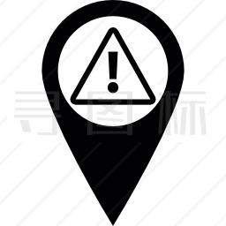 警告标志销图标