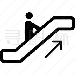 机械梯图标