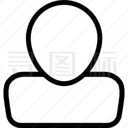 空白用户图标