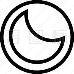 圈内Moon图标