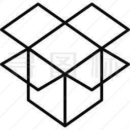 Dropbox征图标