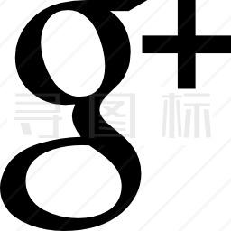 谷歌plus图标