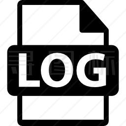 日志文件格式图标