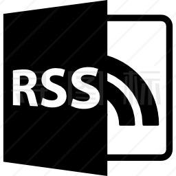 RSS文件图标