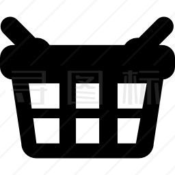 购物篮图标