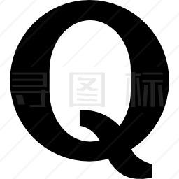 Quora标志图标