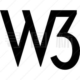 W3标志图标