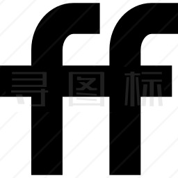 FriendFeed标志图标