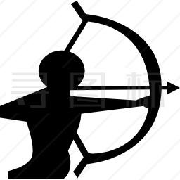 射手座射手征图标