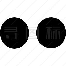 Flickr徽标图标