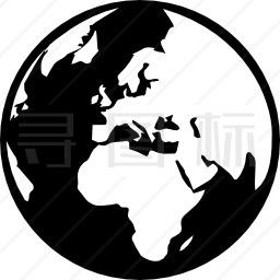 阿斯玛世界标志图标