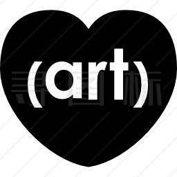 艺术标志图标