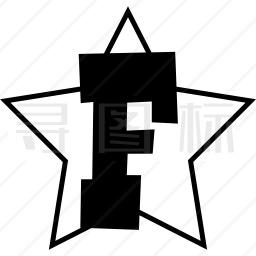 字母标志图标