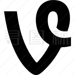 Vine标志图标