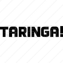 塔林加标志图标