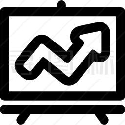 业务统计图标