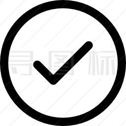 圆形按钮图标