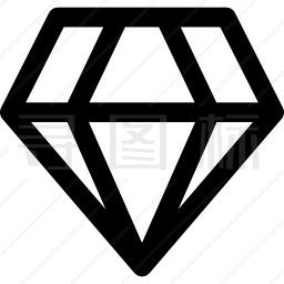 大钻石图标