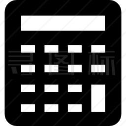 数学计算器图标