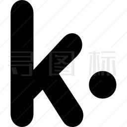 Kik Messenger Big Logo图标