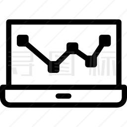 分析笔记本电脑图标
