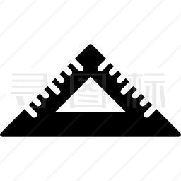三角保护器图标