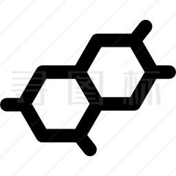 化学键图标