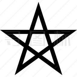 巫术崇拜图标