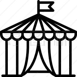 马戏团图标