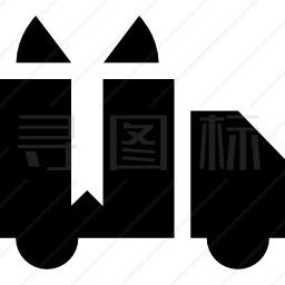 送货车图标