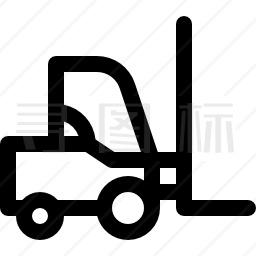网站qq客服代码生成_叉车图标-有SVG,PNG,EPS格式-寻图标