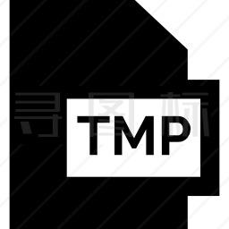 TMP格式图标