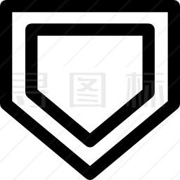 本垒板图标 有svg Png Eps格式 寻图标