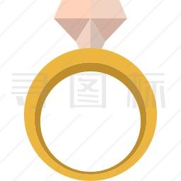 订婚戒指图标