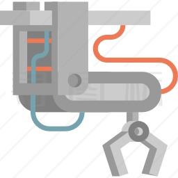机械臂图标