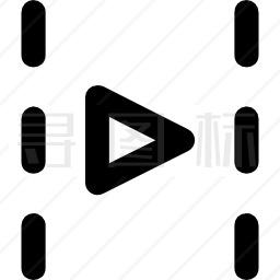 视频播放器图标