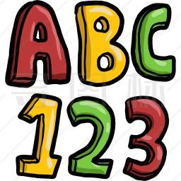 ABC图标