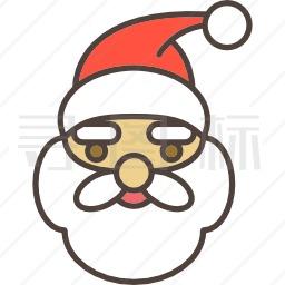 圣诞老人图标
