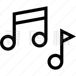 音符图标 有svg Png Eps格式 寻图标