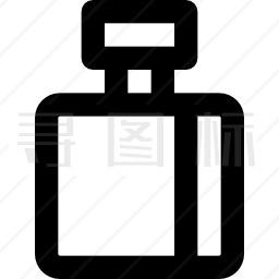 扁酒瓶图标