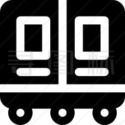 大篷车图标